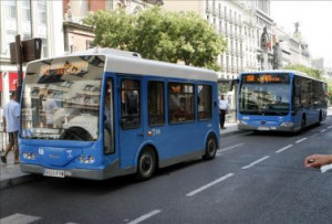 public transportation madrid